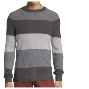 Wesc Sweden Mens Wool & Mohair Sweater NWT